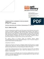 Rights of Rohingya Child