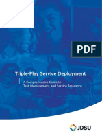 Triple-Play Service Deployment