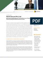 B-warid Telecom CS.en-us [PDF Library] 2