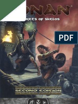 D20 - Conan - Secrets of Skelos | Witchcraft | Magician