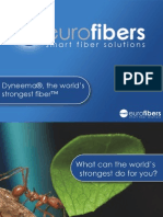 Dyneema, The World's Strongest Fiber