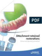 Attachment Retained Restorations