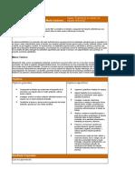 projeto diseño y evaluación