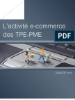 2010 - Power Boutique - Enquete E-Commerce