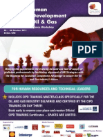 Global Strategic HR Management in Oil and Gas - FG