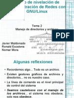 02-Manejo de Archivos y Directorios