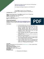 Bps CV Healthcare IT