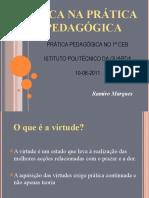 Powerpoint Ética na Prática Pedagógica 2