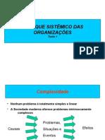 Enfoque Sistemico Organiza‡äes