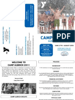 Wallingford Y Camp Ulbrich Brochure Summer 11