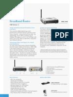 WBR 3408 Datasheet