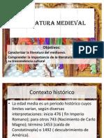 Literatura Medieval y Renacentista
