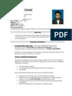 Resume Fawad