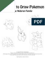 LearningtoDrawPokemon-NidoranFamily