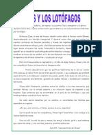 2.- ULISES Y LOS LOTÓFAGOS
