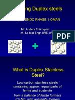 Duplex Education Example 1