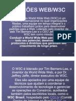 PADRÕES WEB-W3C