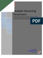 BIRT Multiple Parameters