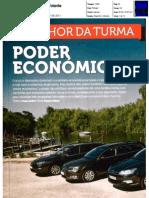 "RENAULT LAGUNA BREAK 1.5 dCi EM CONFRONTO COM CITROËN C5, PEUGEOT 508 E VW PASSAT NA ""VOLANTE"""