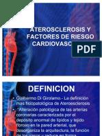 Aterosclerosis y Factores de Riesgo Cardiovascular