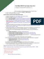 DHCP configurar