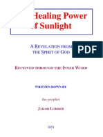 The Healing Power of Sunlight - Lord's Word through Jakob Lorber