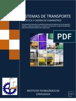 SISTEMAS DE TRANSPORTE