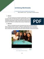 Interlinking Multimedia
