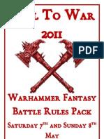 Warhammer Rules Pack v1.0