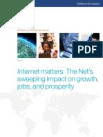 McKinsey and Company-Internet Matters