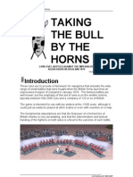 Taking the Bull by the Horns