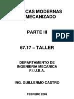 Mecanizado Parte 3 Univ Buenos Aires