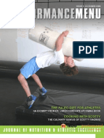 Crossfit Norcal - The Performance Menu Issue 9 - Oct. 2005 - Paleo Diet for Athletes, Cooking With Scotty_2