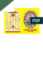 El santo Rosario Al Sagrado Corazon de Jesus