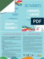 20 Maratón de los Cuentos - Programa_2011