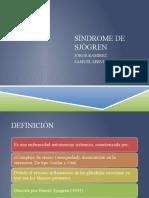 Síndrome Sjorgren