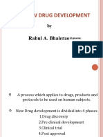 New Drug Dev Elopement