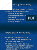 Responsibility Account Presentation
