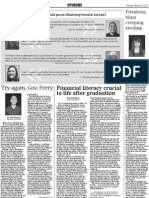 The University Star, Page 6 (2/24/2011)