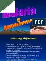Lec 9 Malaria