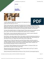 2005's Top Ten Restaurants (SF Chron)