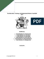 ETE Draft Bill 2011