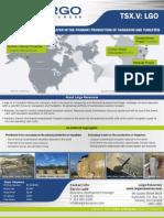 The Worlds Largest Vanadium Deposit | www.VanadiumSite.com | Largo Resources TSX.V:LGO Creating a World Leading Strategic Mineral Company