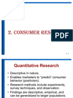 3. Consumer Research 020411