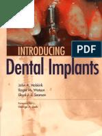 Introduction Dental Implant