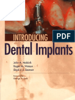 Introduction Dental Implant