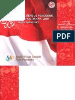 sensus pddk ptk 2010