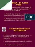 7.- Concreto en Climas Frios1
