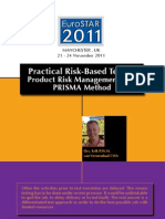 Erik Veenendal - Practical Risk Based Testing
