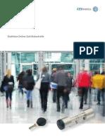 CEStronics Broschüre Mifare (deutsch)